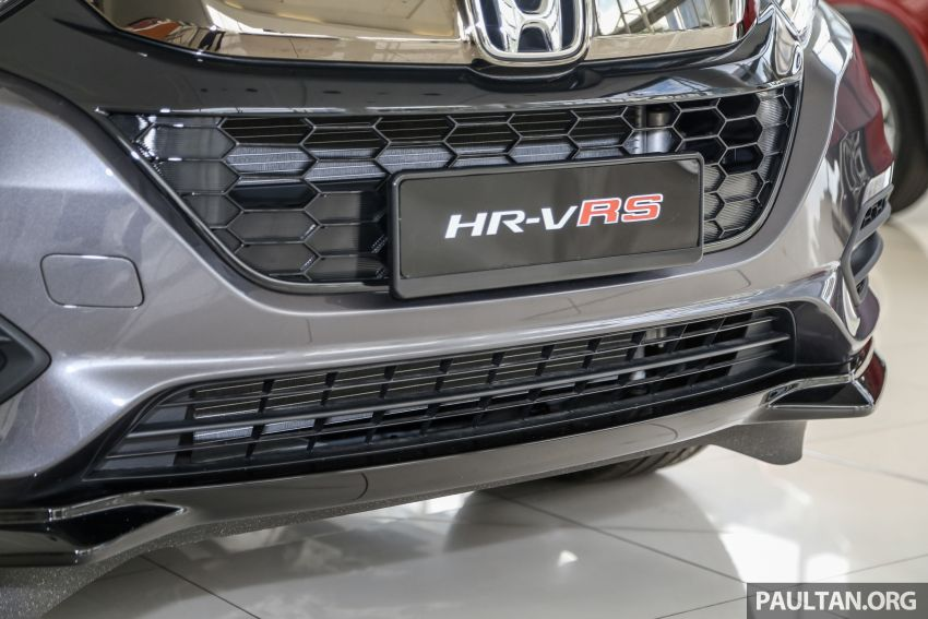 Honda HR-V facelift launched in Malaysia – four variants, including Hybrid, from RM109k to RM125k Image #918019