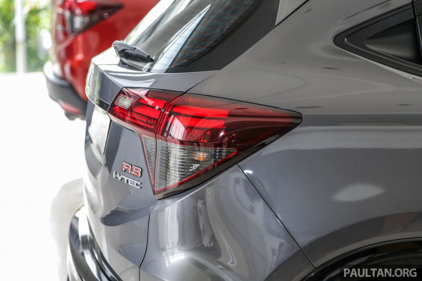 Honda HR-V facelift launched in Malaysia – four variants, including Hybrid, from RM109k to RM125k Image #918028