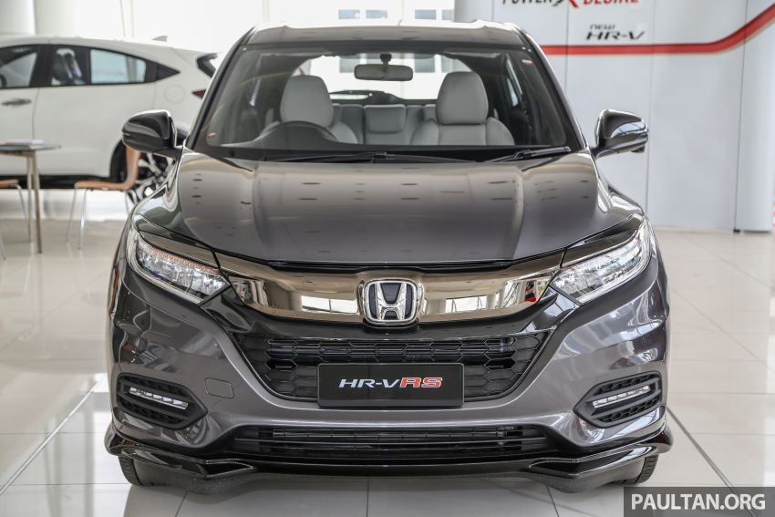 Honda HR-V facelift launched in Malaysia – four variants, including Hybrid, from RM109k to RM125k Image #918010