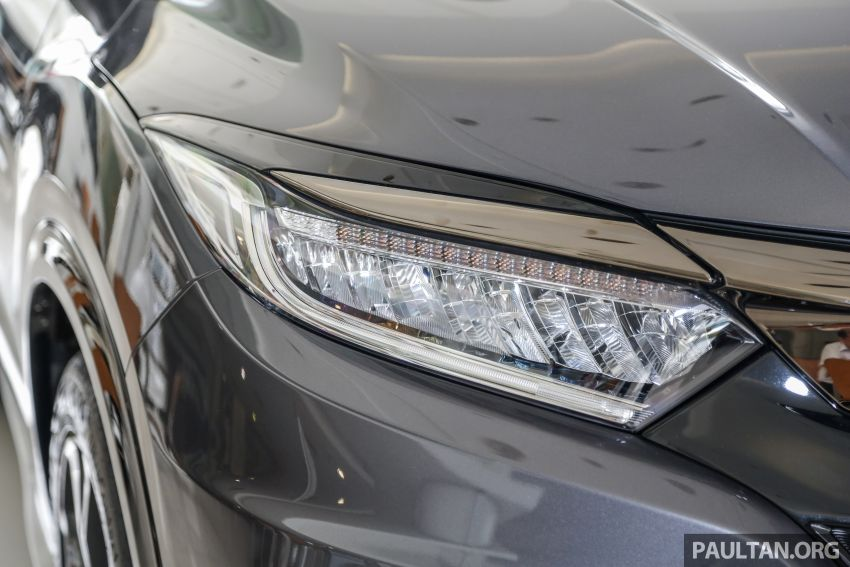 Honda HR-V facelift launched in Malaysia – four variants, including Hybrid, from RM109k to RM125k Image #918015