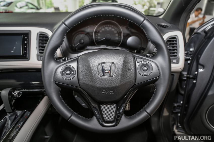 Honda HR-V facelift launched in Malaysia – four variants, including Hybrid, from RM109k to RM125k Image #918038