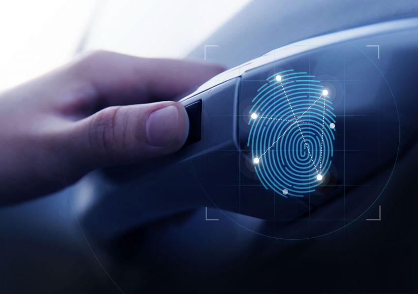 Hyundai tunjuk teknologi buka, hidupkan kenderaan guna cap jari – lebih cekap berbanding kunci biasa Image #906689