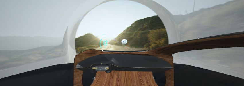 Nissan to showcase Invisible-to-Visible tech at CES 2019 – see through buildings, weather projection Image #907045