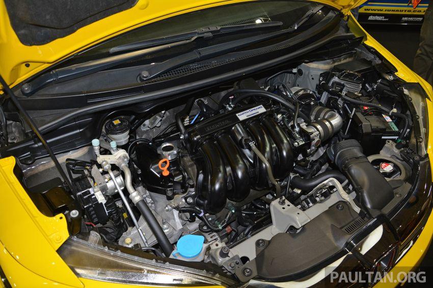 TAS2019: Jun Super Lemon Honda Fit/Jazz RS GK5 Image #911616