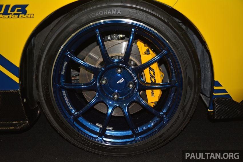 TAS2019: Jun Super Lemon Honda Fit/Jazz RS GK5 Image #911617