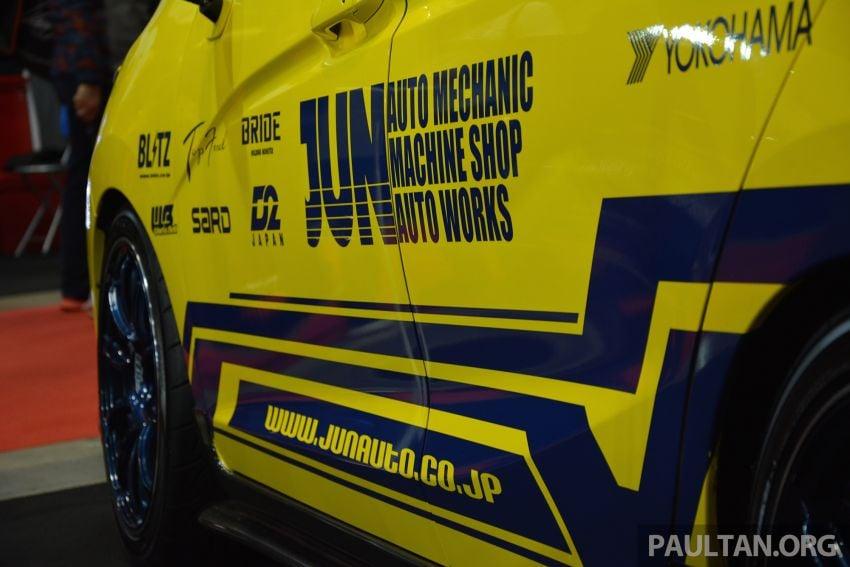 TAS2019: Jun Super Lemon Honda Fit/Jazz RS GK5 Image #911618