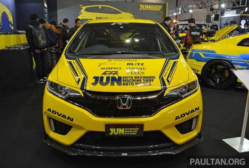TAS2019: Jun Super Lemon Honda Fit/Jazz RS GK5 Image #911619
