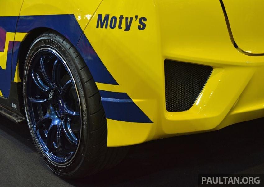 TAS2019: Jun Super Lemon Honda Fit/Jazz RS GK5 Image #911620
