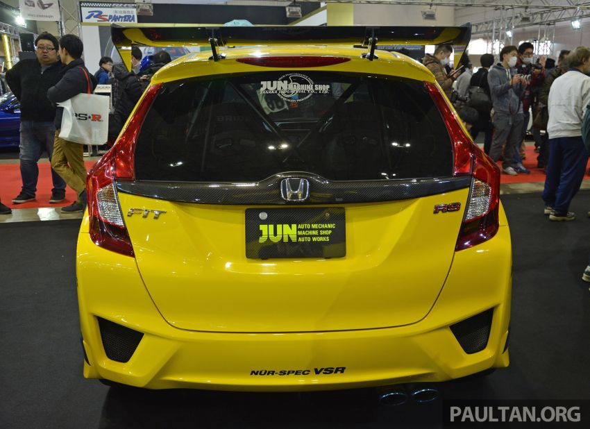 TAS2019: Jun Super Lemon Honda Fit/Jazz RS GK5 Image #911622