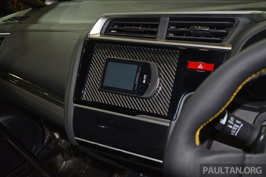 TAS2019: Jun Super Lemon Honda Fit/Jazz RS GK5 Image #911608
