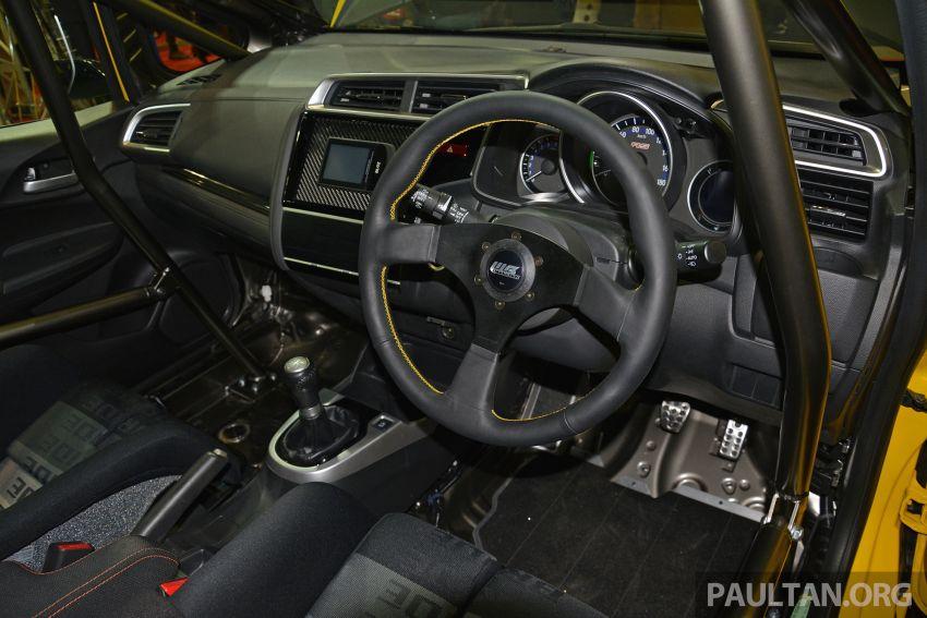 TAS2019: Jun Super Lemon Honda Fit/Jazz RS GK5 Image #911610