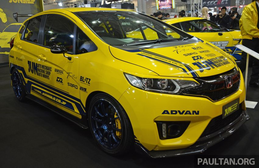 TAS2019: Jun Super Lemon Honda Fit/Jazz RS GK5 Image #911612