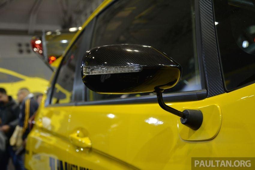 TAS2019: Jun Super Lemon Honda Fit/Jazz RS GK5 Image #911613