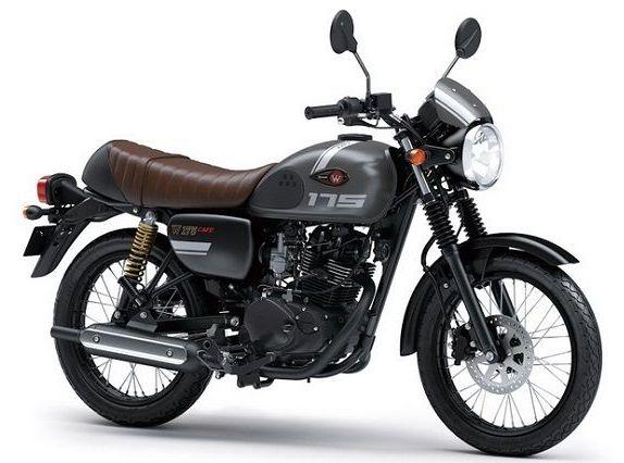 Kawasaki W175 Cafe diperkenal di Indonesia – RM9.5k Image #910885