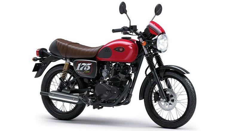 Kawasaki W175 Cafe diperkenal di Indonesia – RM9.5k Image #910886