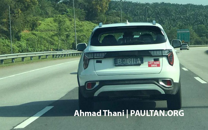 SPYSHOTS: Lynk & Co 01, 02 and 03 seen in Malaysia! Image #912888
