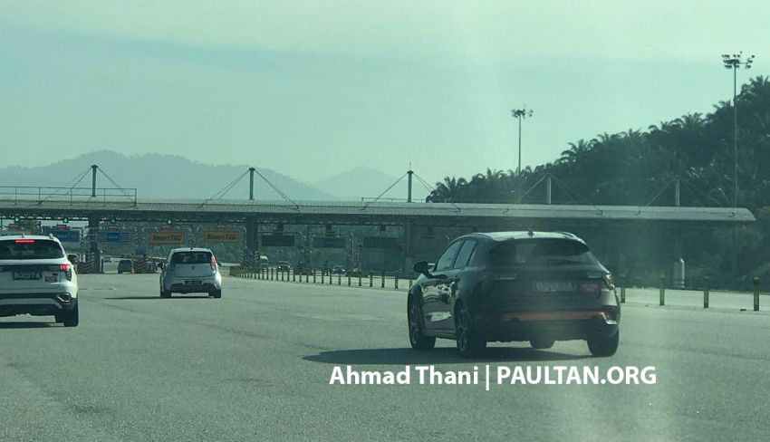 SPYSHOTS: Lynk & Co 01, 02 and 03 seen in Malaysia! Image #912890