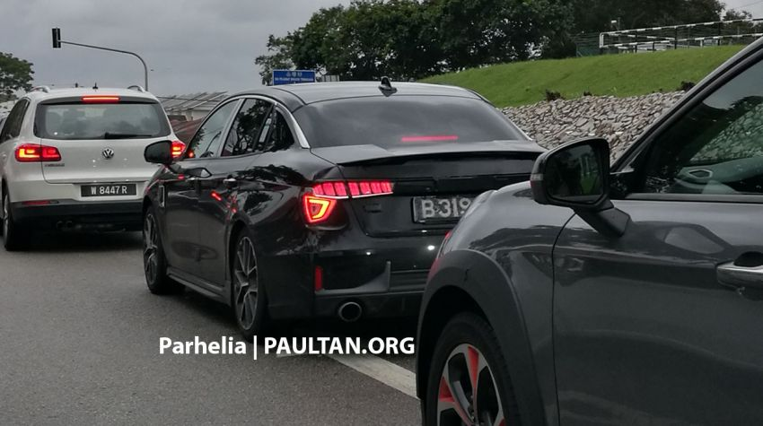 SPYSHOTS: Lynk & Co 01, 02 and 03 seen in Malaysia! Image #912896