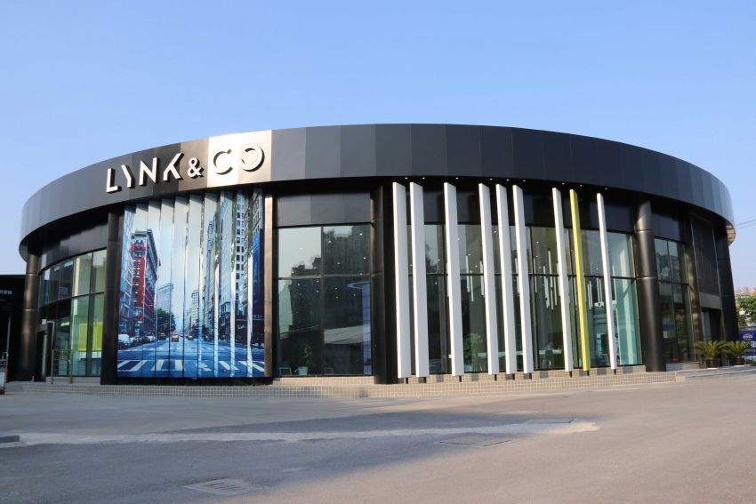 Lynk & Co sold 120,414 cars, established 221 retail outlets in 2018 – first European stores to open in 2020 Image #916727