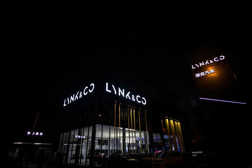 Lynk & Co sold 120,414 cars, established 221 retail outlets in 2018 – first European stores to open in 2020 Image #916730
