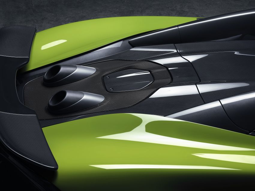 McLaren 600LT Spider teased ahead of Jan 16 debut Image #908897