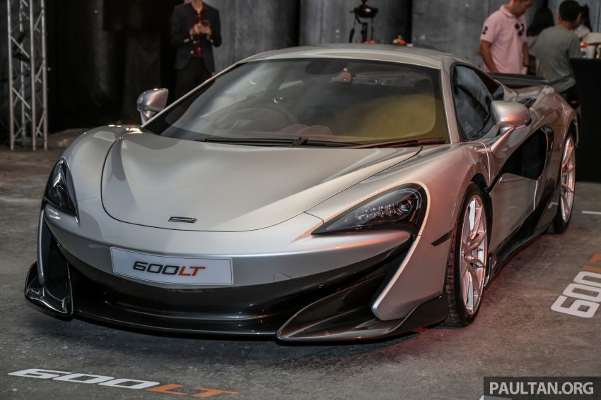 McLaren 600LT previewed in Malaysia – 600 PS 3.8L biturbo V8, 0-100 km/h in 2.9 secs, RM998k before tax Image #916106