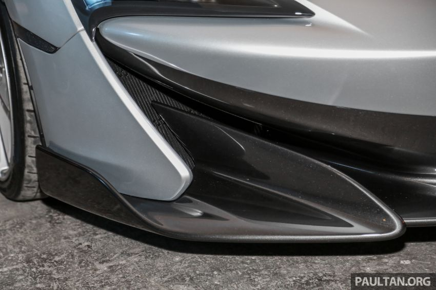 McLaren 600LT previewed in Malaysia – 600 PS 3.8L biturbo V8, 0-100 km/h in 2.9 secs, RM998k before tax Image #916133