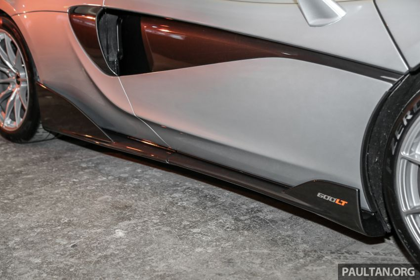 McLaren 600LT previewed in Malaysia – 600 PS 3.8L biturbo V8, 0-100 km/h in 2.9 secs, RM998k before tax Image #916137