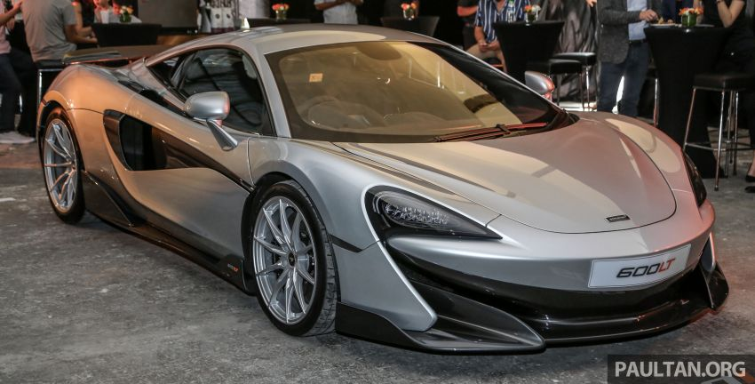 McLaren 600LT previewed in Malaysia – 600 PS 3.8L biturbo V8, 0-100 km/h in 2.9 secs, RM998k before tax Image #916108