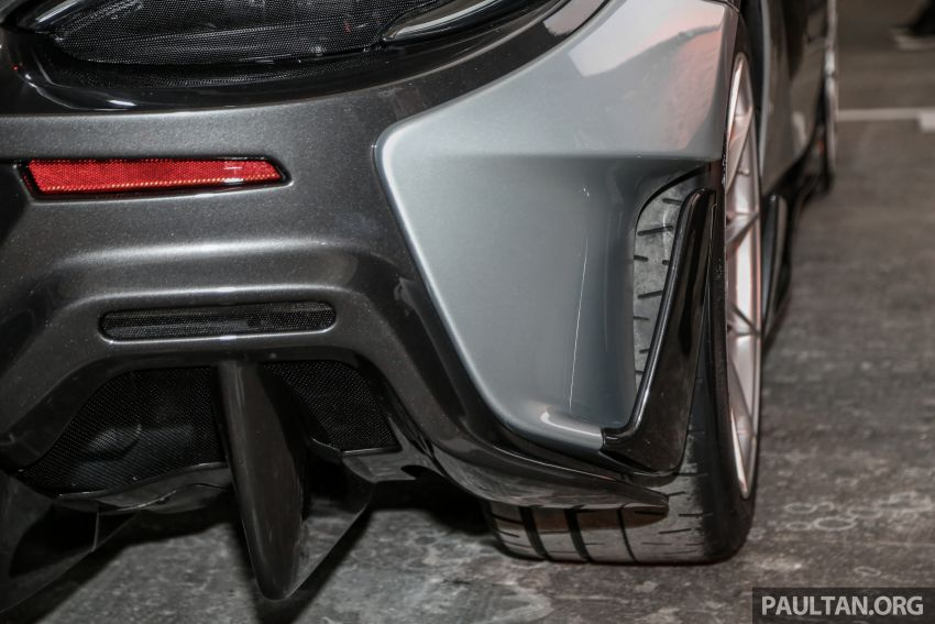 McLaren 600LT previewed in Malaysia – 600 PS 3.8L biturbo V8, 0-100 km/h in 2.9 secs, RM998k before tax Image #916149
