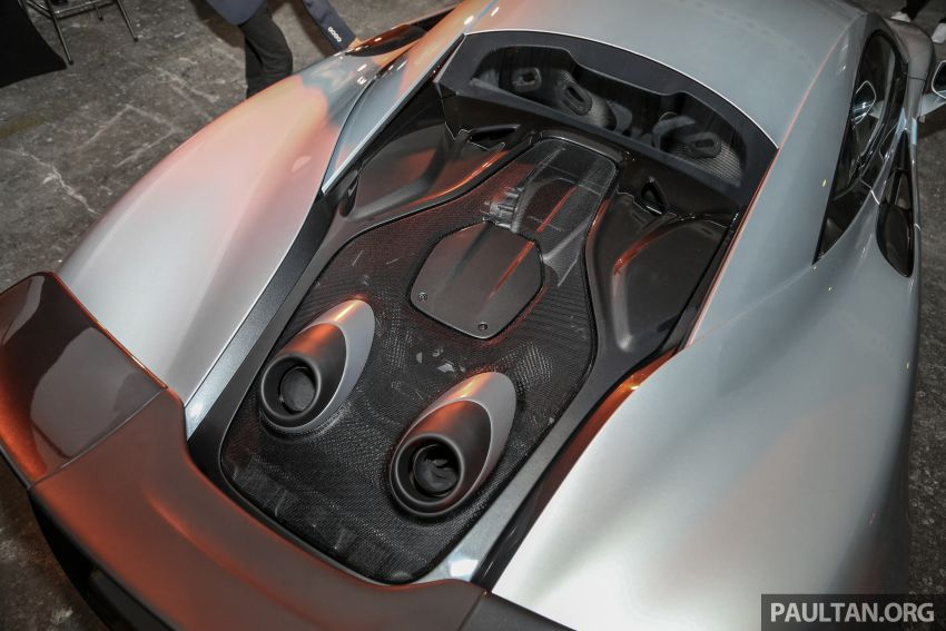 McLaren 600LT previewed in Malaysia – 600 PS 3.8L biturbo V8, 0-100 km/h in 2.9 secs, RM998k before tax Image #916154