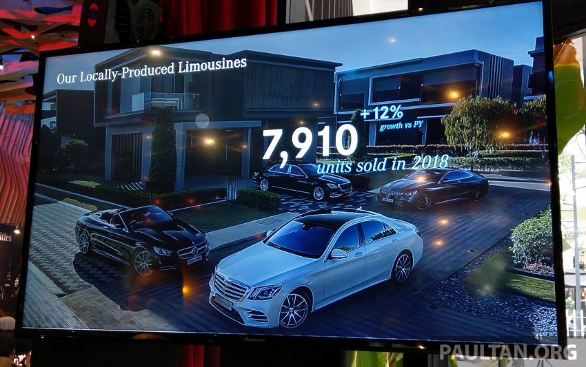 Another record year for Mercedes-Benz Malaysia – 13,079 vehicles delivered in 2018, up by 8.6% Image #908735