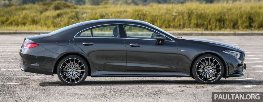 FIRST DRIVE: Mercedes-Benz CLS450 AMG Line Image #907322