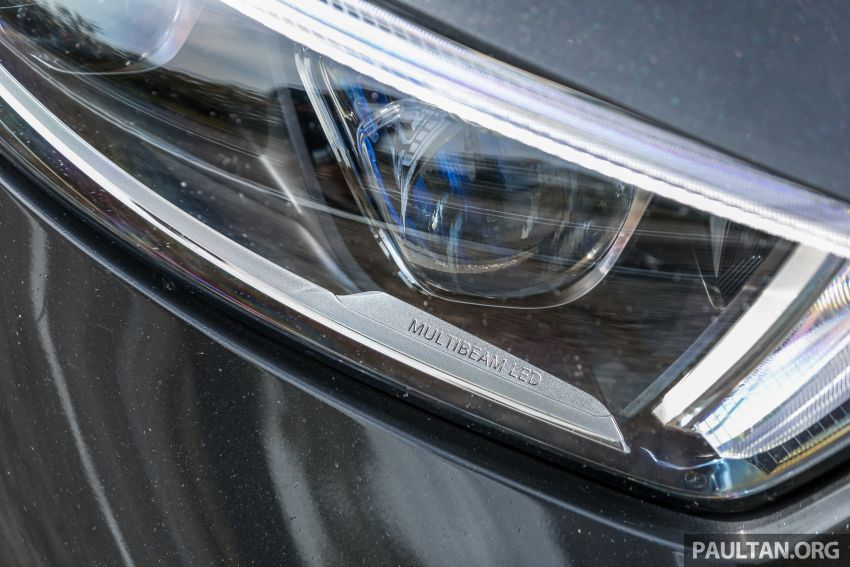 FIRST DRIVE: Mercedes-Benz CLS450 AMG Line Image #907327