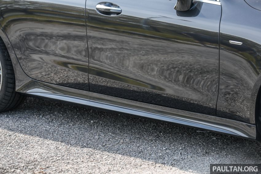 FIRST DRIVE: Mercedes-Benz CLS450 AMG Line Image #907335