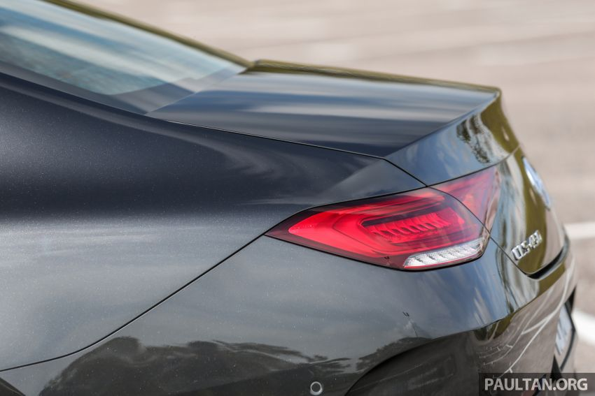FIRST DRIVE: Mercedes-Benz CLS450 AMG Line Image #907341