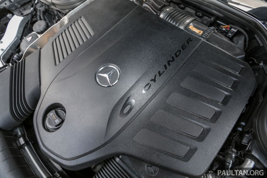 FIRST DRIVE: Mercedes-Benz CLS450 AMG Line Image #907346