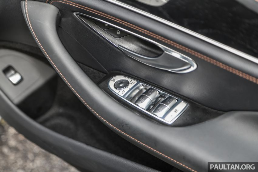 FIRST DRIVE: Mercedes-Benz CLS450 AMG Line Image #907365