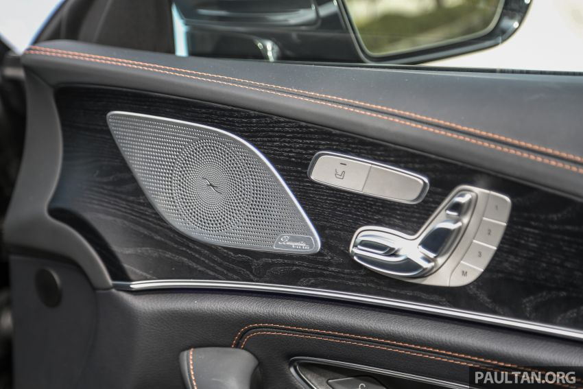FIRST DRIVE: Mercedes-Benz CLS450 AMG Line Image #907366