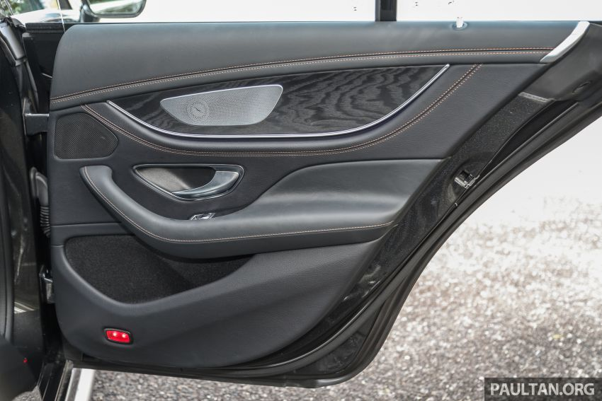 FIRST DRIVE: Mercedes-Benz CLS450 AMG Line Image #907302
