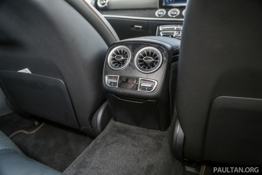 FIRST DRIVE: Mercedes-Benz CLS450 AMG Line Image #907305