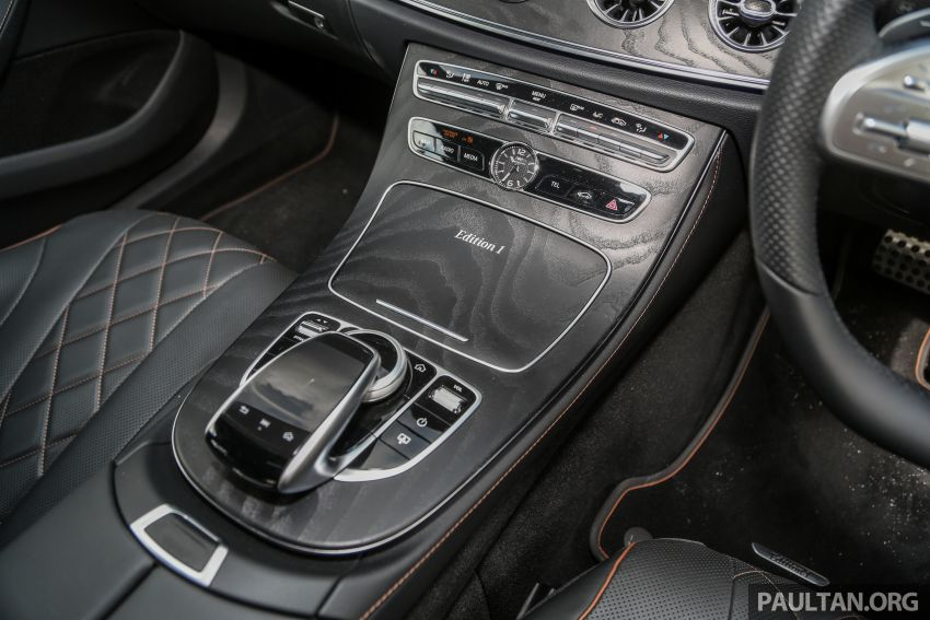 FIRST DRIVE: Mercedes-Benz CLS450 AMG Line Image #907352