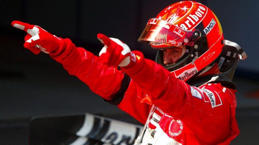 Schumacher The Official Apps – aplikasi rai harijadi ke-50 lagenda juara dunia Formula Satu tujuh kali Image #906693
