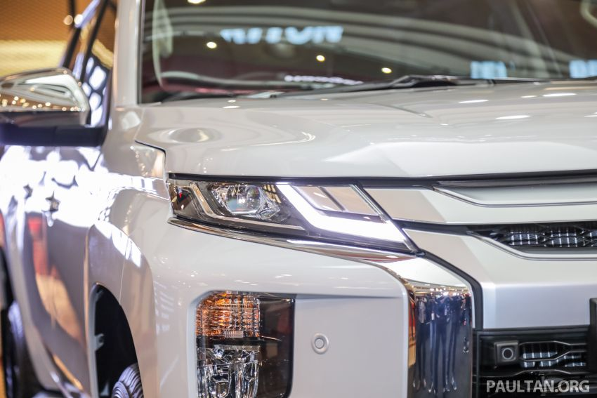 2019 Mitsubishi Triton launched – Dynamic Shield face, 2.4L MIVEC and 6-speed for all, from RM100k Image #917595