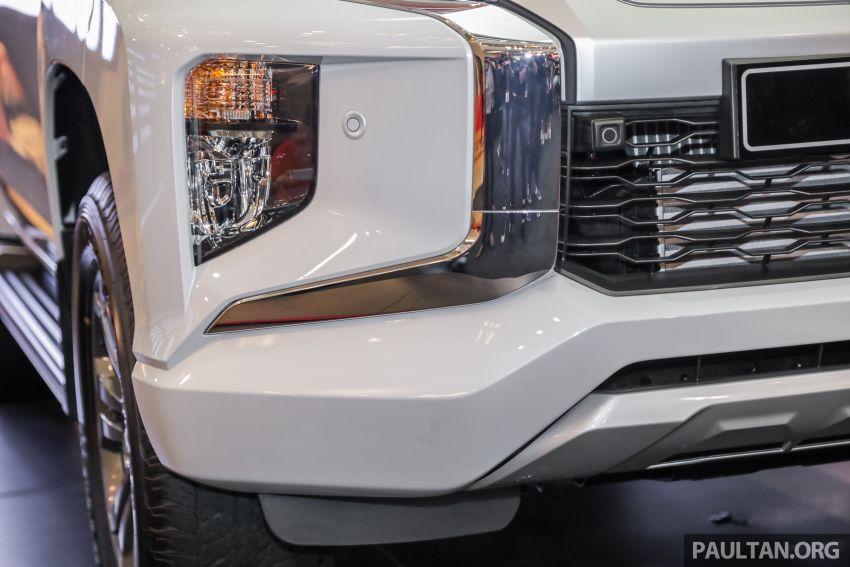 Mitsubishi Triton 2019 dilancarkan di M'sia secara rasmi – 6-kelajuan auto, 5 varian, dari RM100k-RM135k Image #917513