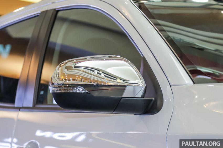 Mitsubishi Triton 2019 dilancarkan di M'sia secara rasmi – 6-kelajuan auto, 5 varian, dari RM100k-RM135k Image #917516
