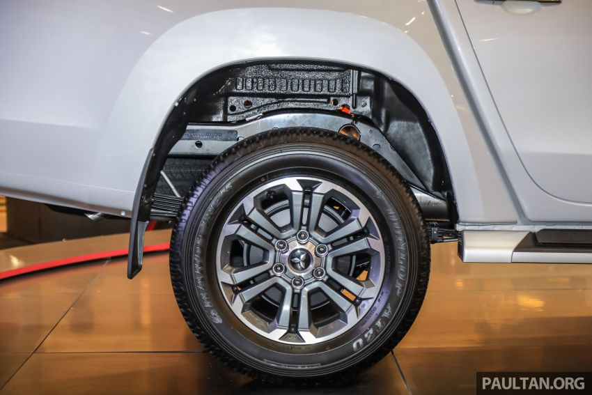 2019 Mitsubishi Triton launched – Dynamic Shield face, 2.4L MIVEC and 6-speed for all, from RM100k Image #917604