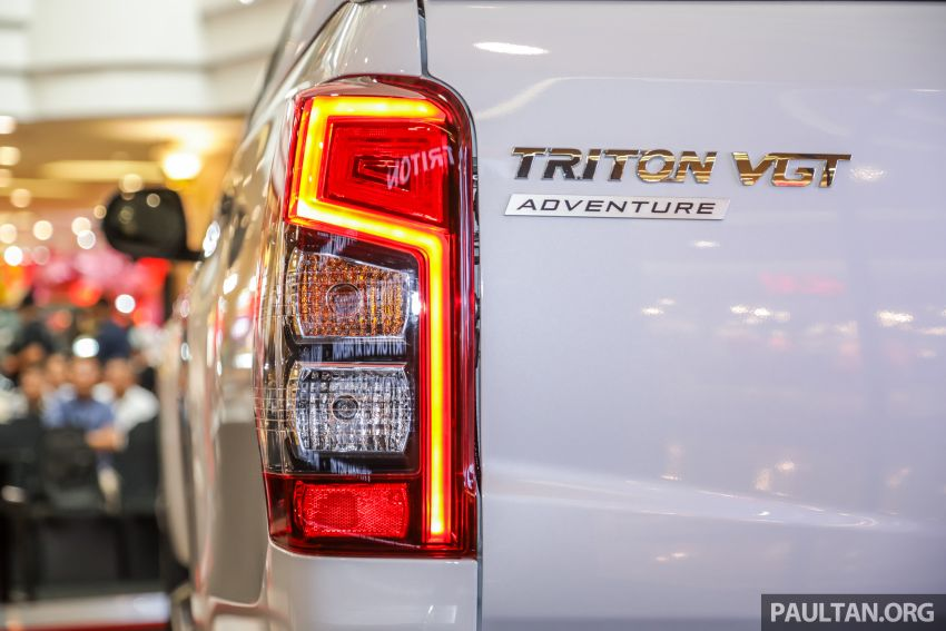 2019 Mitsubishi Triton launched – Dynamic Shield face, 2.4L MIVEC and 6-speed for all, from RM100k Image #917606