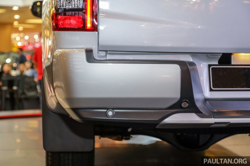 2019 Mitsubishi Triton launched – Dynamic Shield face, 2.4L MIVEC and 6-speed for all, from RM100k Image #917607