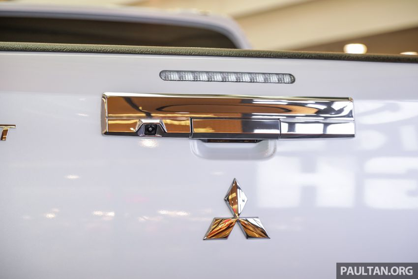 2019 Mitsubishi Triton launched – Dynamic Shield face, 2.4L MIVEC and 6-speed for all, from RM100k Image #917608